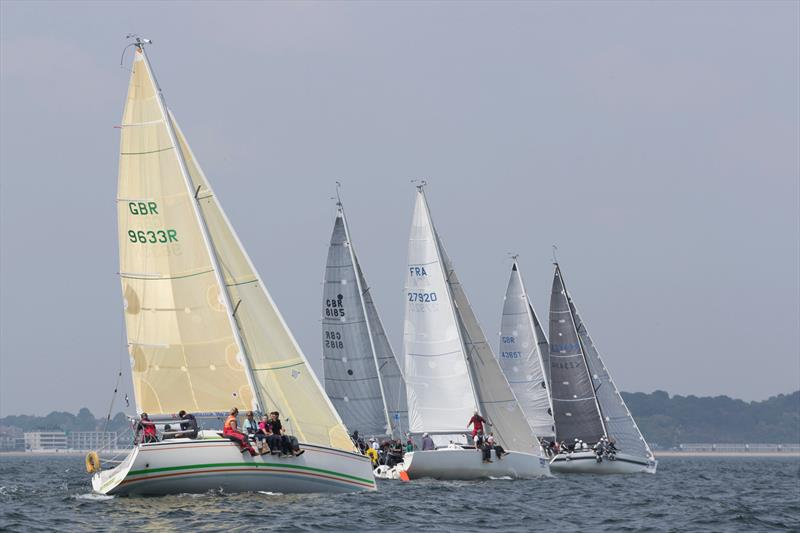 International Paints Poole Regatta - photo © Ian Roman / www.ianroman.com