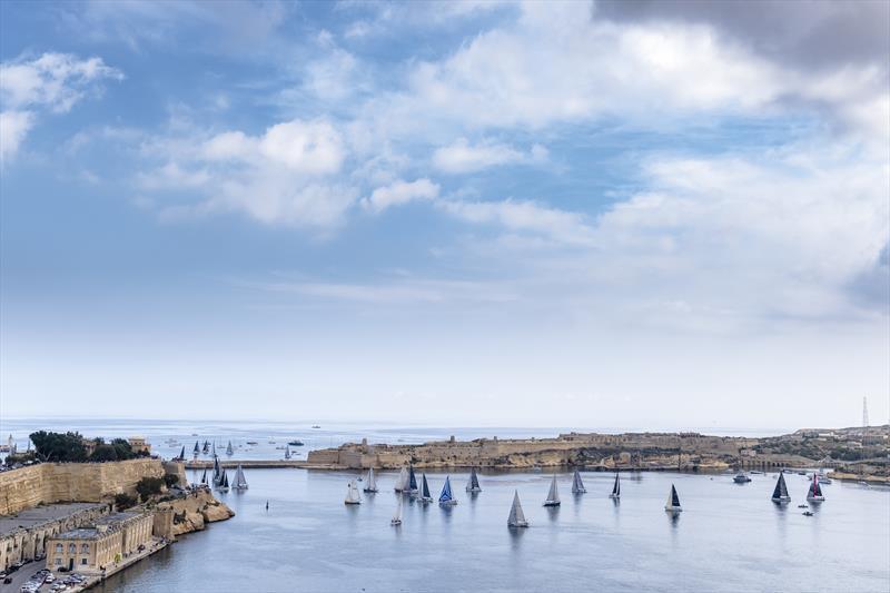 La 41e Rolex Middle Sea Race est prête à partir