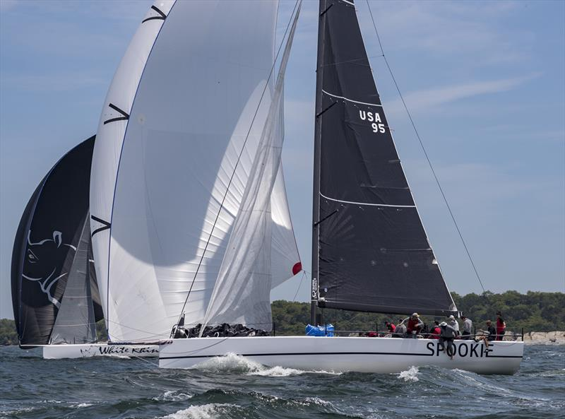 Competitive offshore racing is in the DNA of the NYYC - photo © Daniel Forster