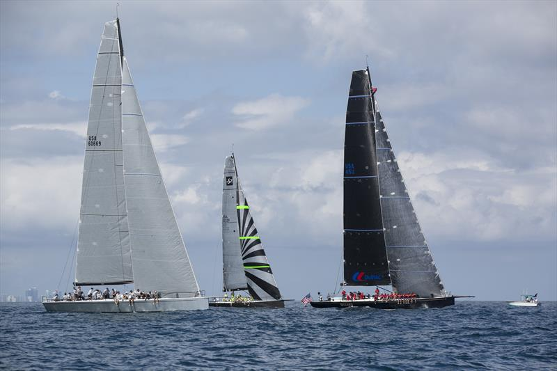 Fast guns on the starting line of the 2017 Pineapple Cup - photo © Billy Black