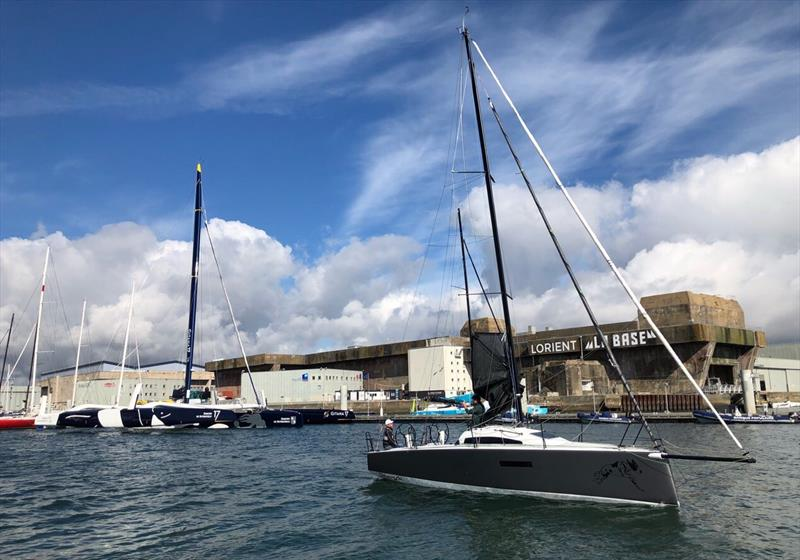 L30, a 30-foot one design keelboat, pictured in Lorient, will be the supplied equipment for World Sailing's Offshore World Championship from 2020. - photo © L30class.org