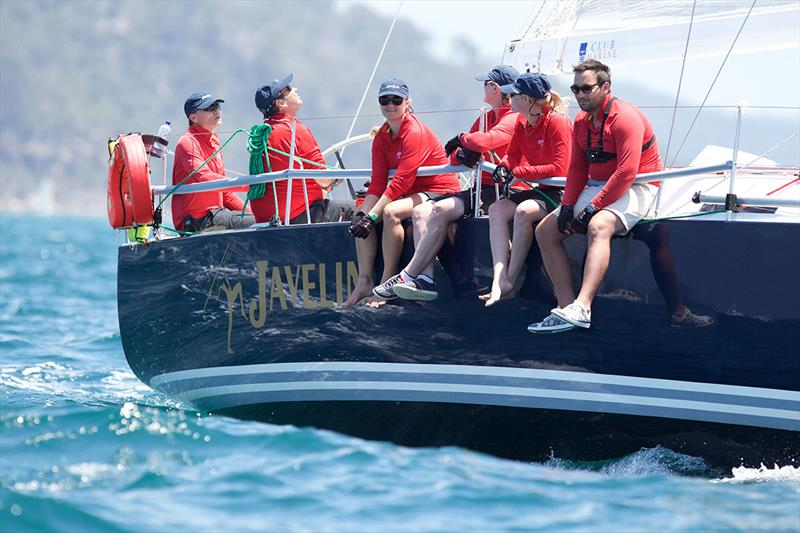 2018 Club Marine Pittwater to Paradise Regatta - photo © Howard Wright / IMAGE Professional Photography