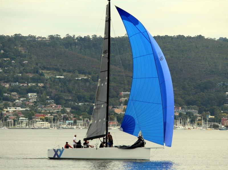 X&Y, fastest boat in the Lipton Cup race and winner of PHS category. - photo © Peter Campbell
