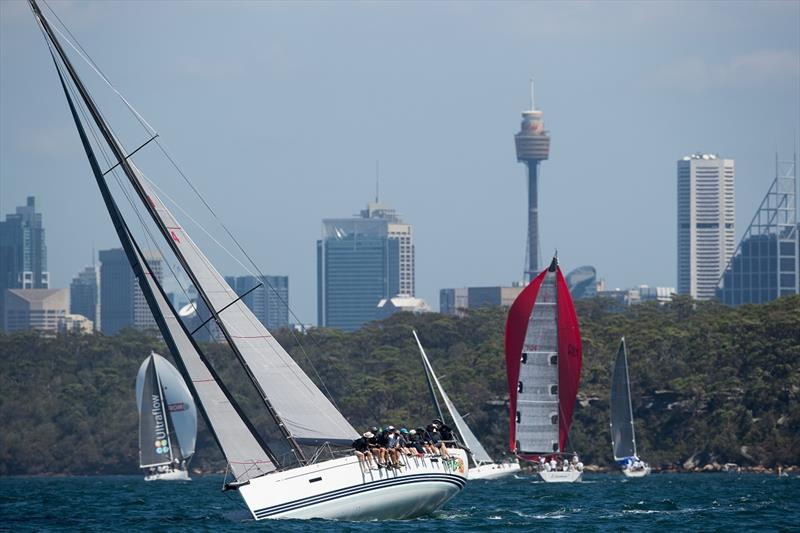 'Toy Box' races in the Sydney Harbour Regatta in Sydney Harbour on March 03, in Sydney, Australia - photo © Matthew King