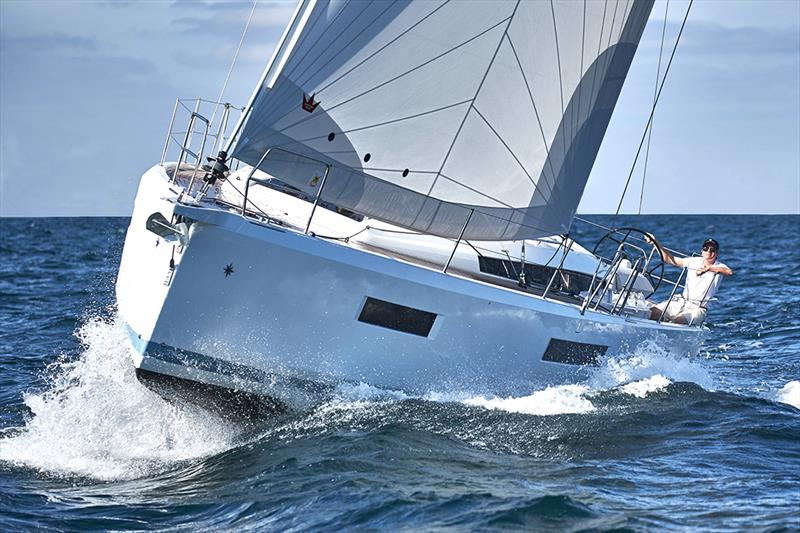 Jeanneau Sun Odyssey 440 - Sail Port Stephens - photo © Mark Rothfield