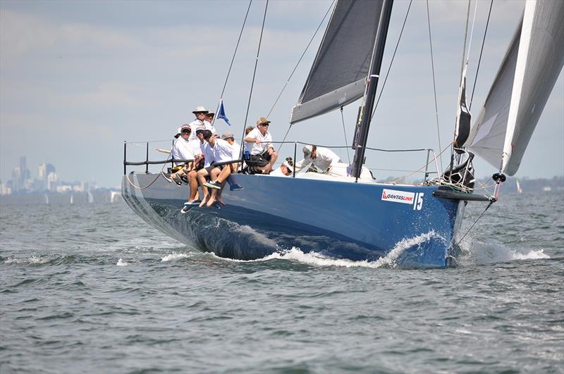 Brisbane sailing