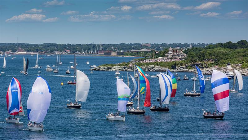 102 boats submit advance entries for 2020 Newport Bermuda Race