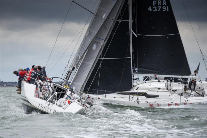 Final day - Helly Hansen Warsash Spring Series - photo © Andrew Adams, Close Hauled Photography