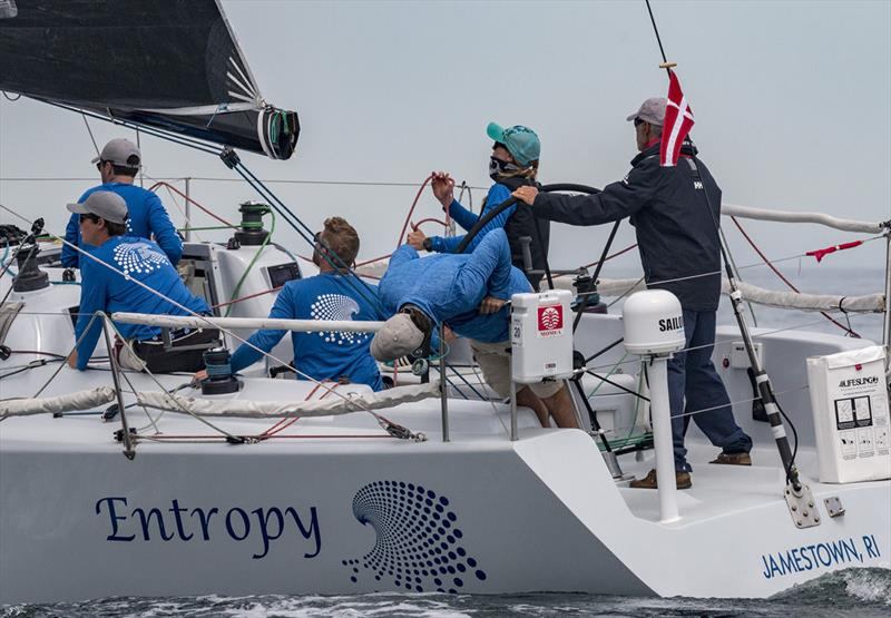 Familiarity breeds speed, and results at 164th Annual Regatta