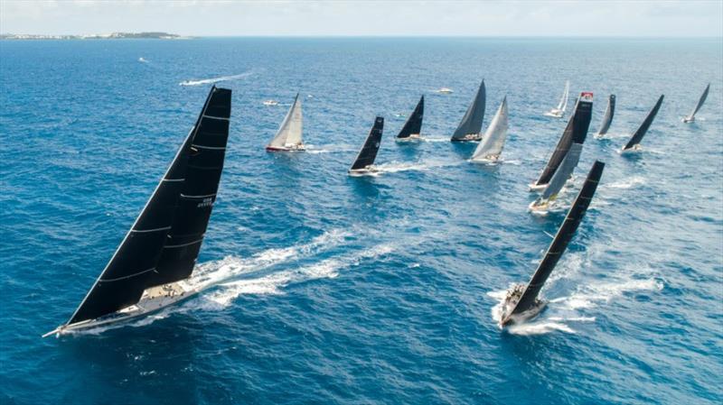 offshore racing action unfurls across the atlantic and pacific oceans