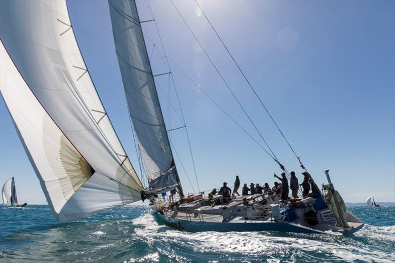Hammer is crewed by some wiley ex skiff sailors - photo © Andrea Francolini / ABRW