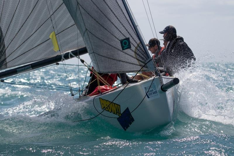 Airlie Beach Race Week: Spills and thrills on Day 4