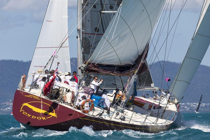 Condor still evokes memories - Airlie Beach Race Week - photo © Andrea Francolini