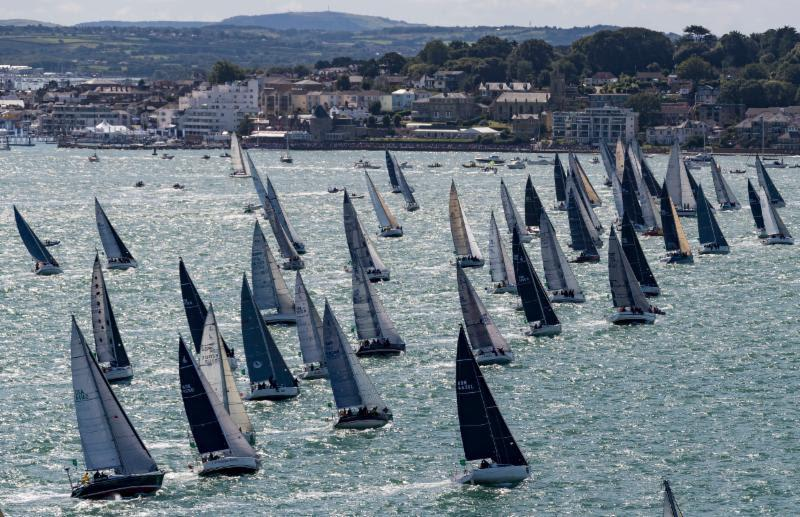 Rolex Fastnet Race - photo © Carlo Borlenghi / Rolex