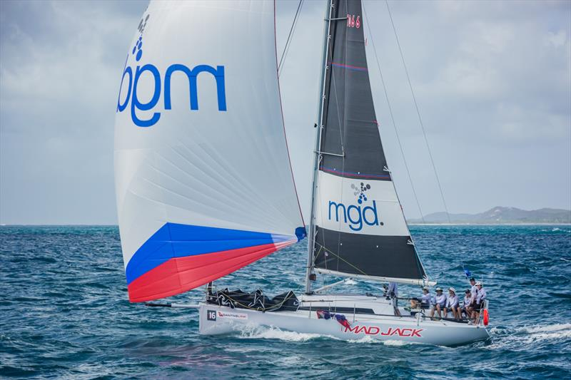 MGD Mad Jack 2017 Brisb to Gladstone race - photo © Julie Geldard Vid Pic Pro