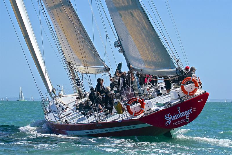 Steinlager 2- Start - PIC Coastal Classic - October 19, - photo © Richard Gladwell