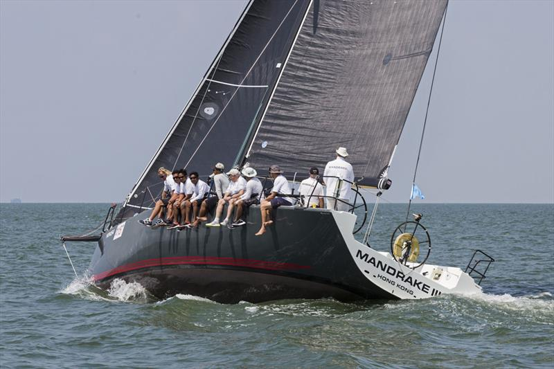 Race Yachts Premium Brokerage: Asia's champion Mandrake III is available for sale