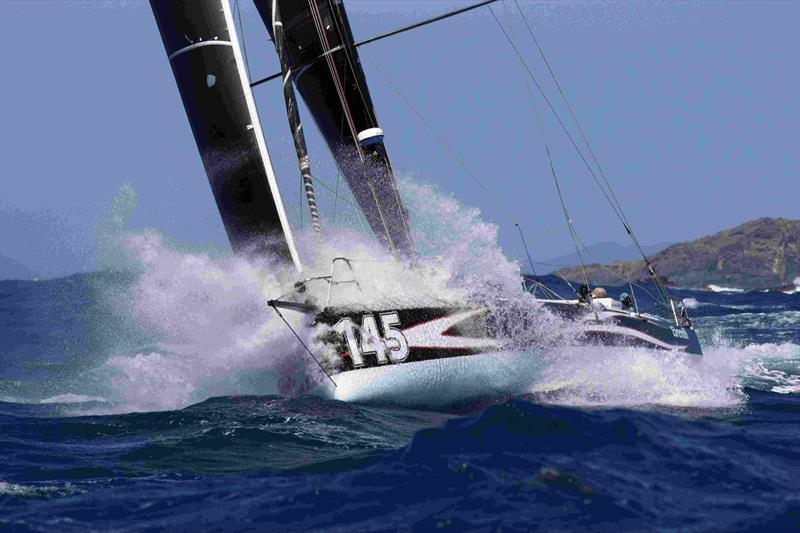 New two-handed class for the St. Maarten Heineken Regatta - photo © SMHR
