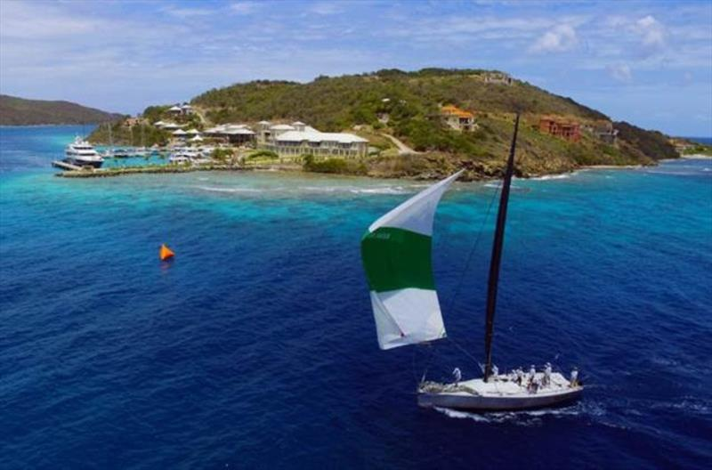 Scrub Island Invitational at Sailing Festival - photo © BVI Spring Regatta