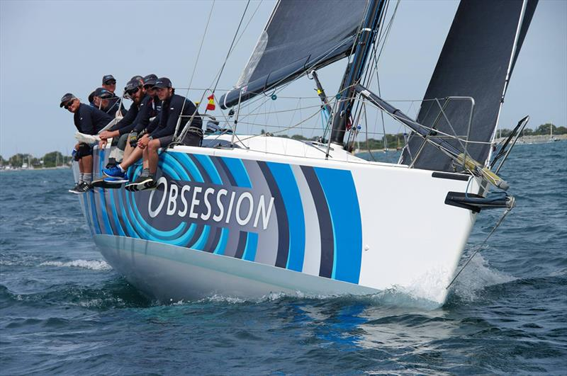 Obsession - 2018 Rockingham Race Regatta - photo © RFBYC