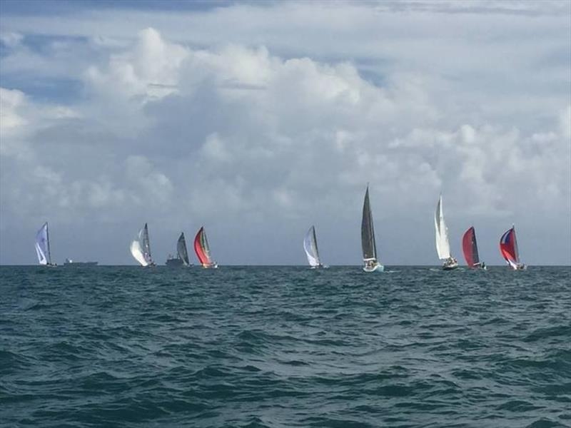 "Palm Beach ""Race to the Buffet"", 2018-19 SORC Islands in the Stream Series - photo © SORC Sailing"