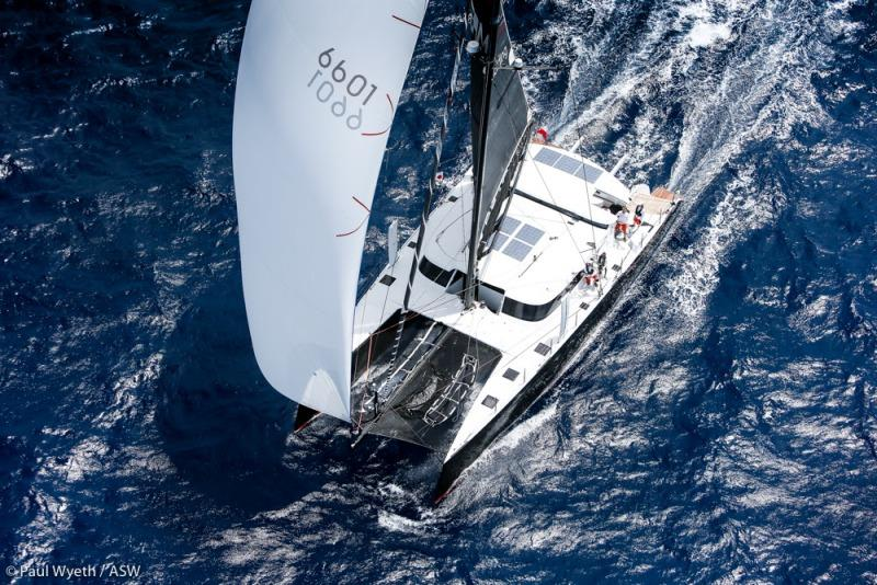 R-Six the HH-66 Catamaran has confirmed participation in 2019 - Antigua Sailing Week - photo © Paul Wyeth / ASW