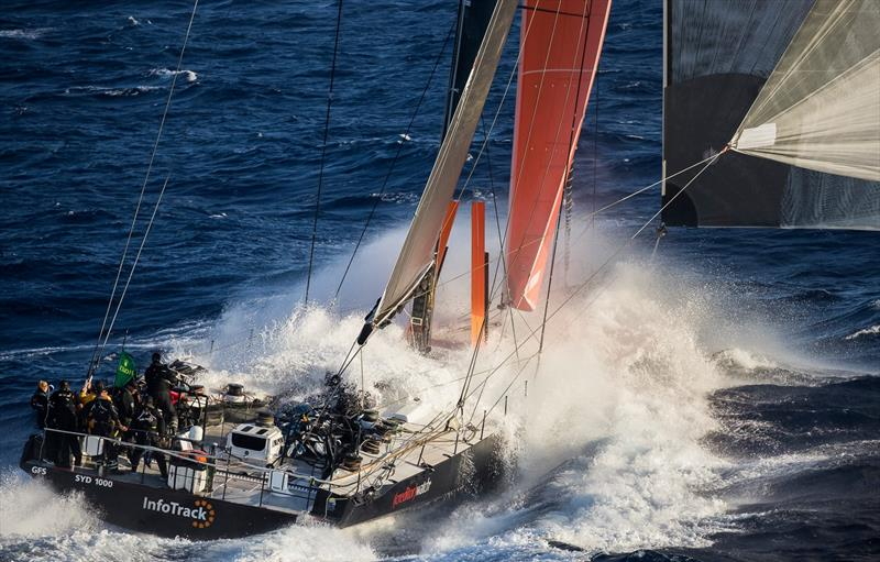 InfoTrack - Start 2018 Rolex Sydney Hobart Yacht Race - photo © Rolex / Studio Borlenghi