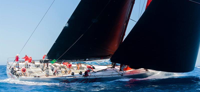 Wild Oats XI - Start 2018 Rolex Sydney Hobart Yacht Race - photo © Rolex / Studio Borlenghi