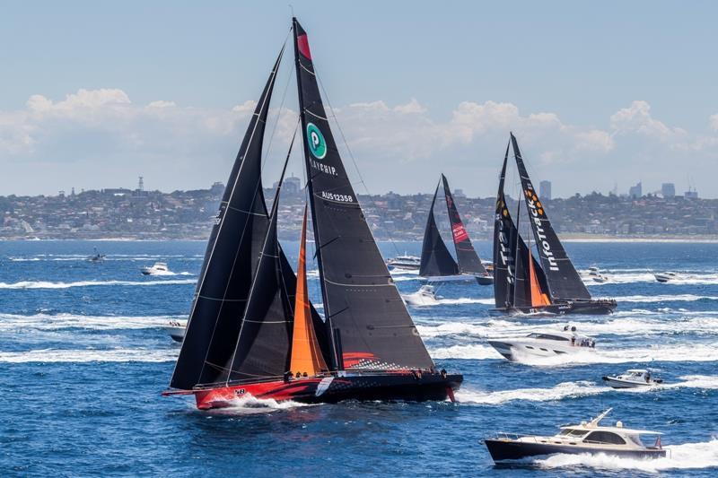 Rolex Sydney Hobart Yacht Race - Prized Ideals