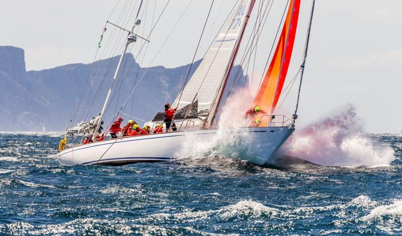 Kialoa ii, launched in 1964, is the oldest yacht in the 2018 Rolex Sydney Hobart Yacht Race fleet - photo © Rolex / Studio Borlenghi
