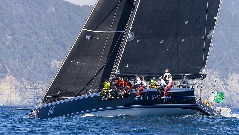ALIVE, Bow: 66, Sail n: 52566, Owner: Duncan Hine, State / Nation: TAS, Design: Reichel Pugh 66 - photo © Rolex / Studio Borlenghi