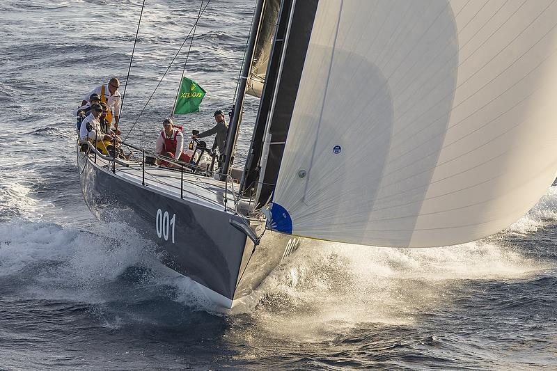 ICHI BAN, Bow: 001, Sail n: AUS001, Owner: Matt Allen, State / Nation: NSW, Design: Botin 52 - photo © Rolex / Studio Borlenghi