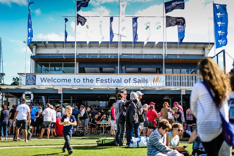 2016 Festival of Sails - RGYC home of the Festival of Sails - photo © Craig Greenhill
