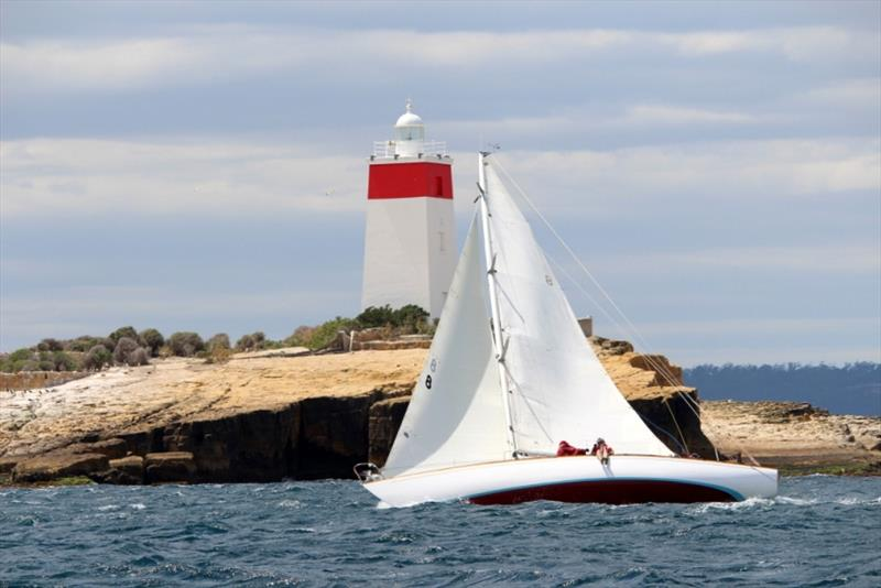 Serica revelled in the fresh breeze (15-18 knots gusting to 24 knots) to win Division 3 PHS - Combined Club Summer Pennant Race - photo © Peter Watson