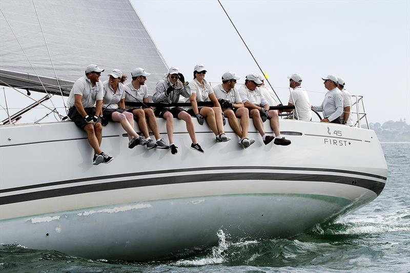 Australian Yachting Championships - Ikon - photo © Alex McKinnon