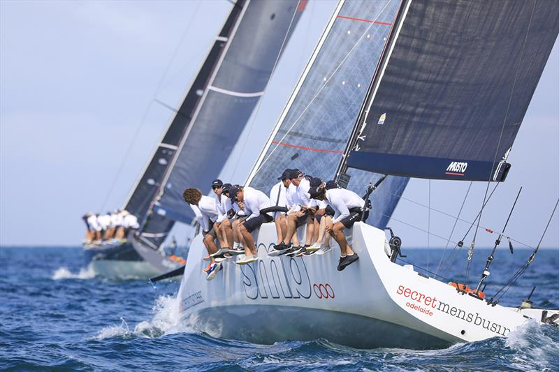 Festival of Sails - Rating Series div 1 winner Secret Mens Business - photo © Salty Dingo