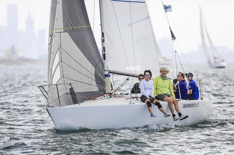 Festival of Sails - Bruschetta VI at the passage race start - photo © Salty Dingo