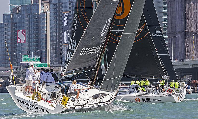 2017 Volvo Hong Kong to Vietnam Race. Mandrake III, Ubox. - photo © Guy Nowell / RHKYC