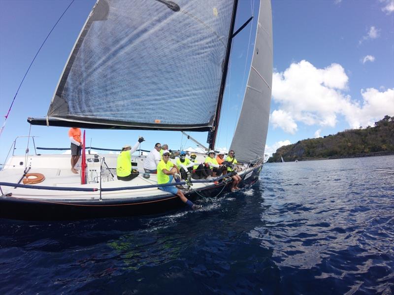 The Round Martinique Regatta: A race for the brave