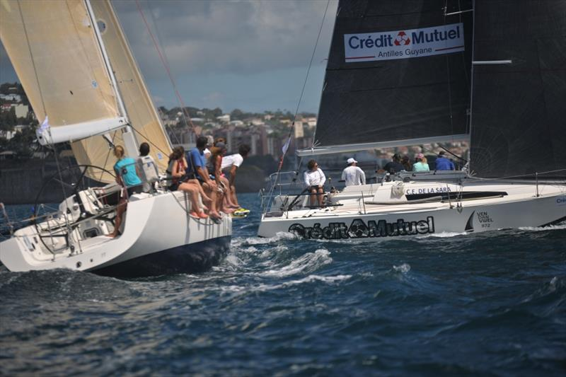 The Round Martinique Regatta 2019 - photo © Robert Charlotte