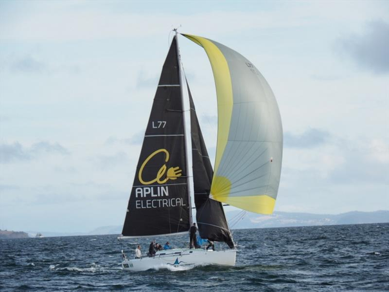 Melbourne to Hobart race winner Whistler adapted well to Crown Series Bellerive Regatta. - photo © Ed Glover