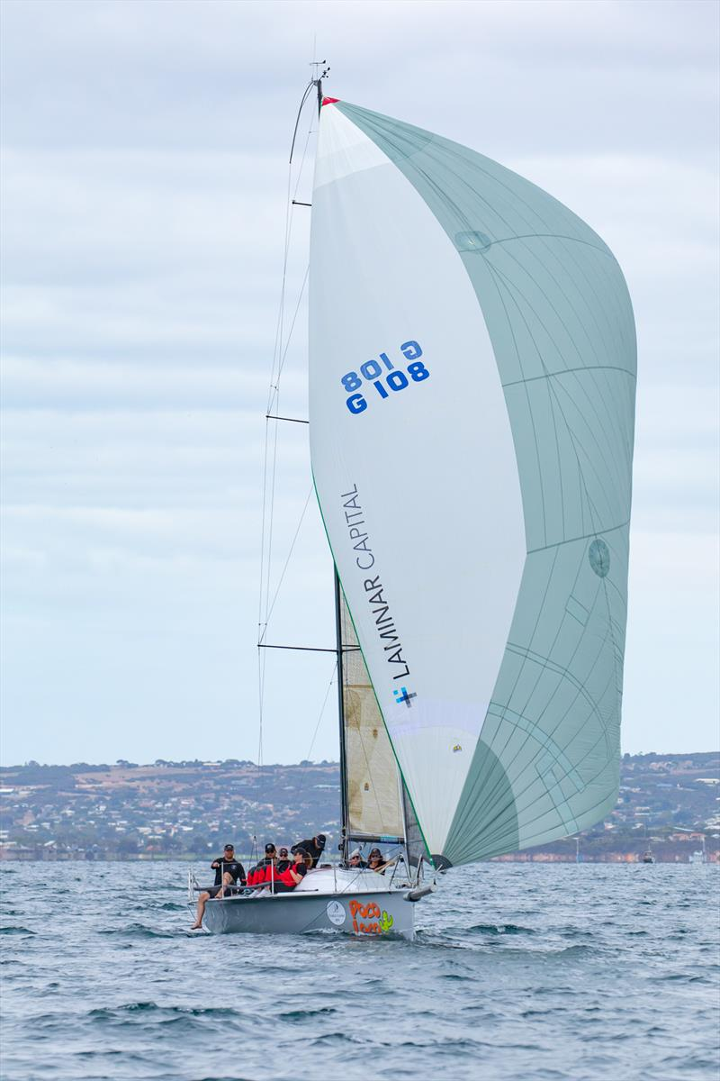 Dan Haynes' Poco Loco finished second on IRC in Division 3 - 2019 Teakle Classic Lincoln Week Regatta - photo © Take 2 Photography
