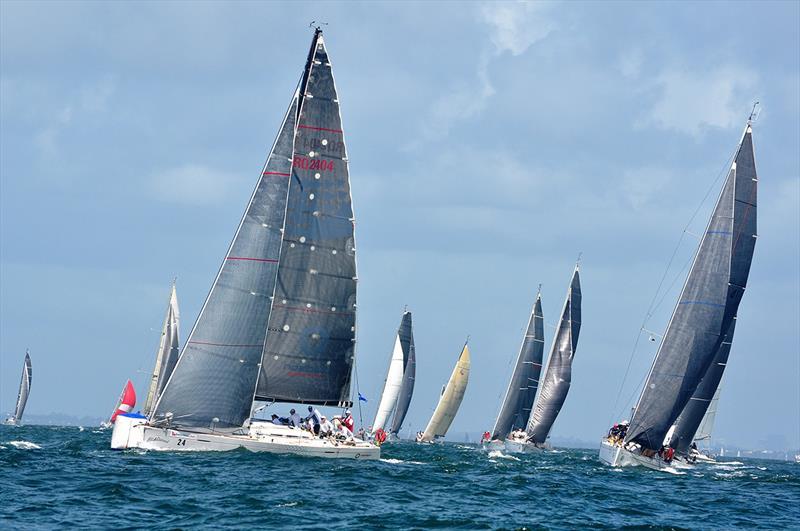 2018 Brisbane to Gladstone Yacht Race - Not A Diamond - photo © Shoebox Images