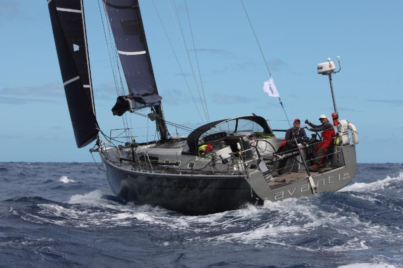 Returning to the race, but competing double-handed this year is Jeremi Jablonski's Hanse 42 Avanti (USA) - Antigua Bermuda Race - photo © Tim Wright / Photoaction.com
