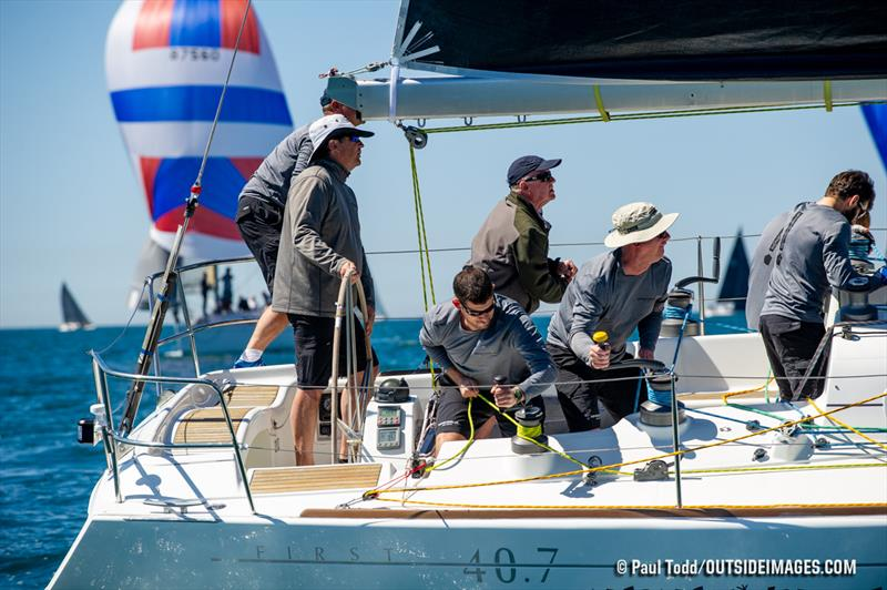 2019 Helly Hansen NOOD Regatta San Diego day 2 - photo © Paul Todd / Outside Images