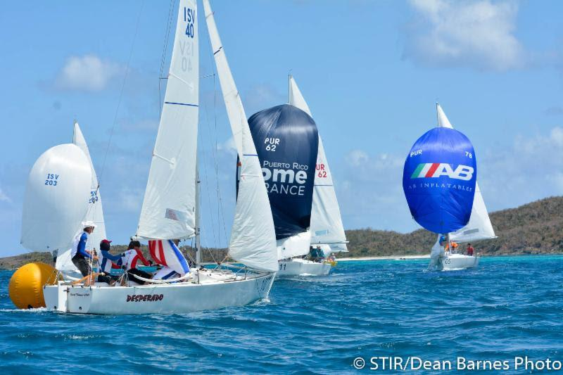 2019 St. Thomas International Regatta - Day 2 - photo © Dean Barnes