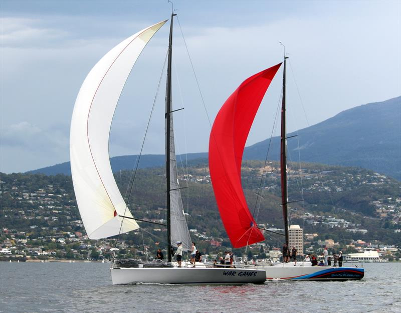 War Games won two of three races on IRC - 2019 Combine Clubs Inshore Series - photo © Peter Watson