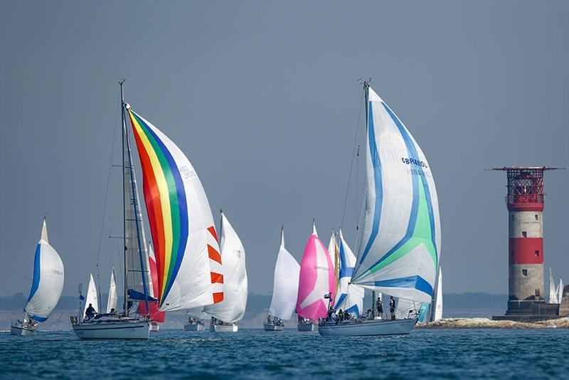 Round the Island Race © Paul Wyeth