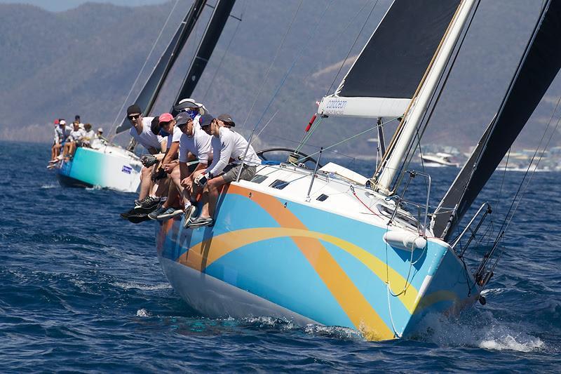 3rd Annual Scrub Island Invitational enjoys record fleet