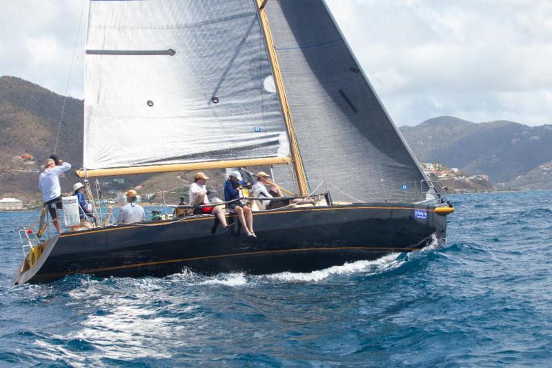 Friends reunited - The Escaped Aussies will be on J120 J-aguar for their 19th global regatta - BVI Spring Regatta - photo © Alastair Abrehart